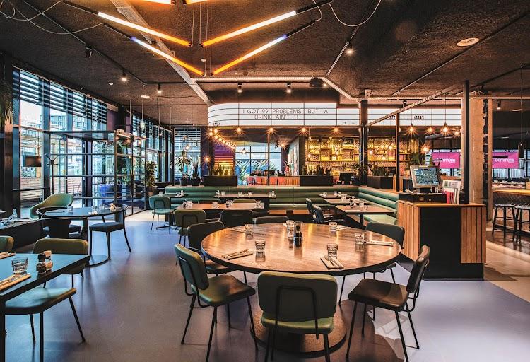 The Commons Restaurant Amsterdam City Amsterdam