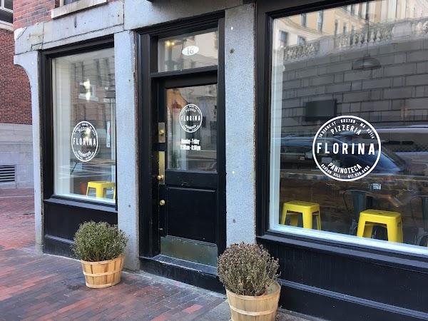 FLORINA Pizzeria & Paninoteca
