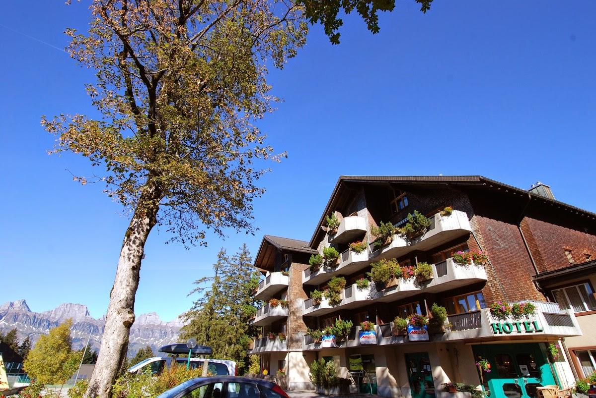 Aparthotel Restaurant Edy Bruggmann