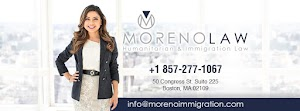 Moreno Law Immigration and Humanitarian Law Firm