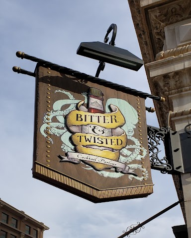 Bitter & Twisted Cocktail Parlour