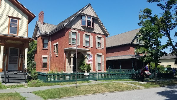 Popular tourist site Susan B. Anthony Museum & House in Rochester