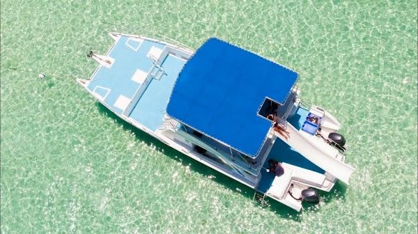 Popular tourist site EcoReef Punta Cana in Punta Cana