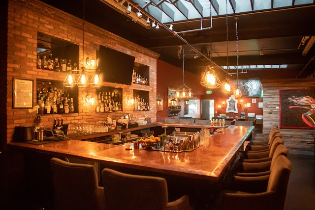 Millers & Rossi Speakeasy & Bar Denver