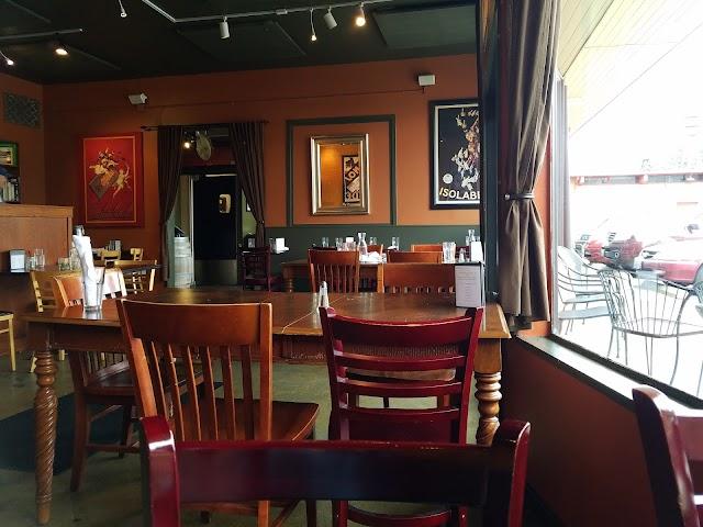 Hills Restaurant & Bar