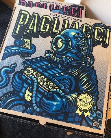 Pagliacci Pizza banner backdrop