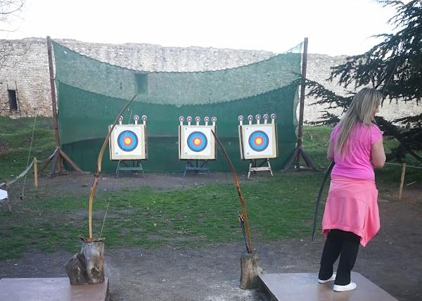 Popular tourist site OldTown Archery Belgrade in Belgrade