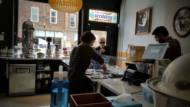 Capogiro Gelato Artisans Scoop Shop