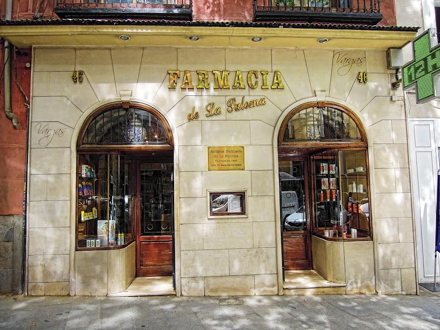 Foto farmacia De la Paloma