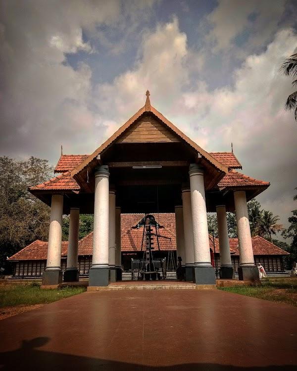 Popular tourist site Thrikkakkara Vamana Moorthy Temple in Cochin
