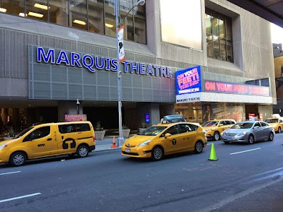 Marquis Theater Parking - Find Cheap Street Parking or Parking Garage near Marquis Theater | SpotAngels