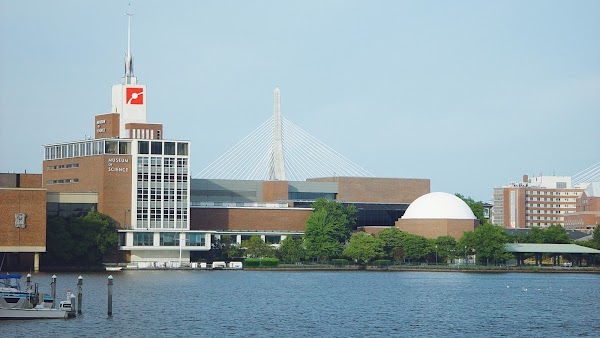Popular tourist site Museum of Science in Boston