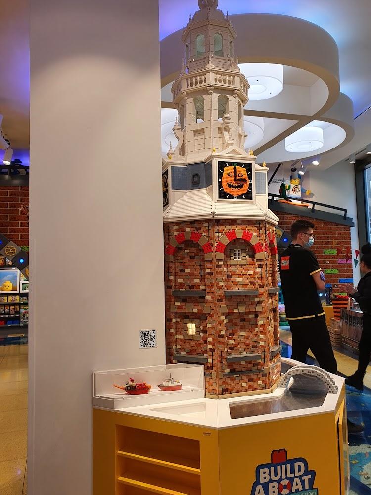 LEGO Store Amsterdam Amsterdam