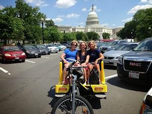 Nonpartisan Pedicab