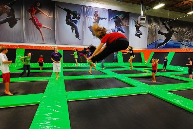 Elevated Sportz Trampoline Park & Event Center