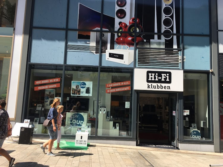 Hi-Fi Klubben Almere