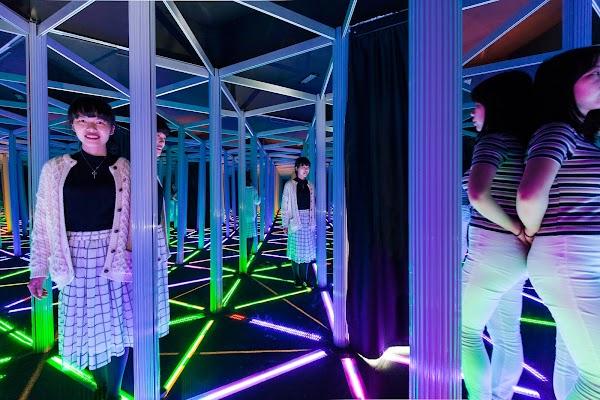 Popular tourist site Camera Obscura & World of Illusions in Edinburgh