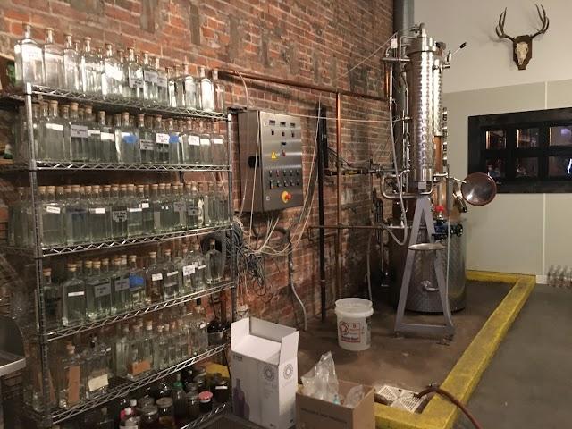 Detroit City Distillery