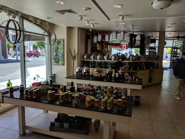 Napa Valley Olive Oil Manufacturing - Napa Store