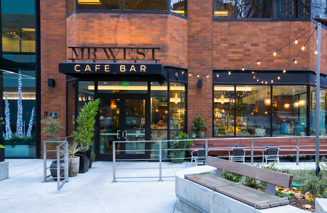 Mr. West Cafe Bar
