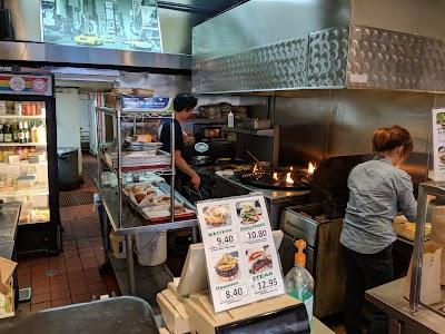 Jenny's Burgers Parking - Find Cheap Street Parking or Parking Garage near Jenny's Burgers   SpotAngels
