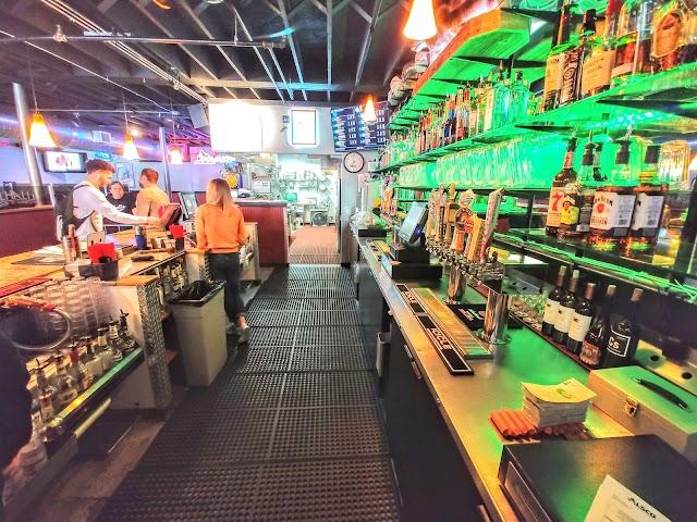 Valhalla Bar & Grill