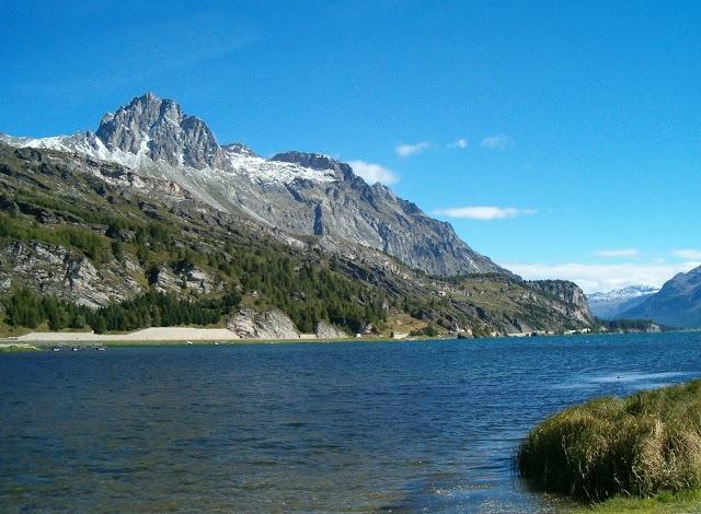 Swiss Alps photo