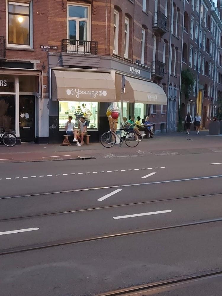 Ijscuypje Amsterdam
