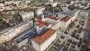 Image 1 of Hospital La Croix-Rousse - HCL, Lyon