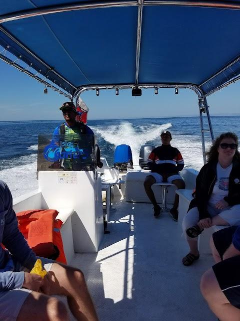 Islas Charters Nuevo Vallarta