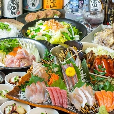 List item Hana no Mai Ichigaya  Seafood pub image