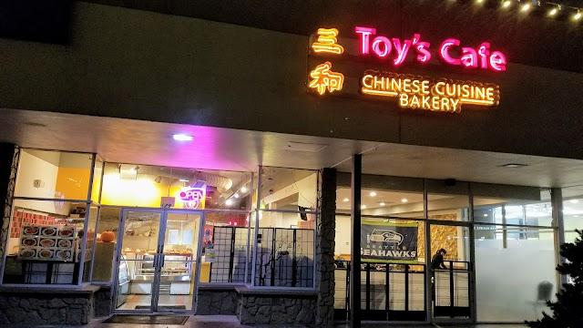 Toy's Cafe