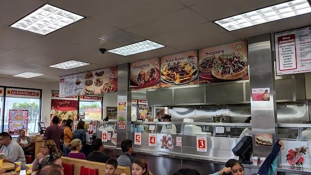 King Taco # 26 banner backdrop