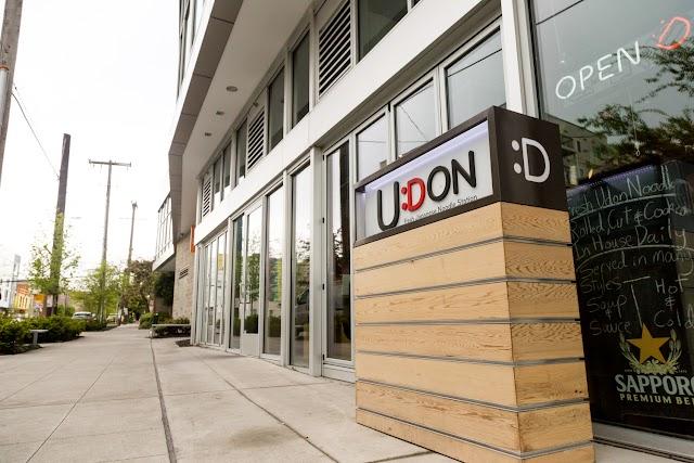 U:Don - Capitol Hill Fresh Japanese Noodle Station banner backdrop