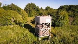 Vesiaia Birds Observation Tower
