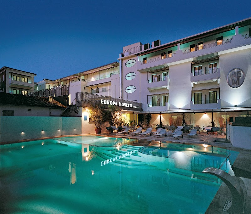 Europa Monetti Lifestyle Hotel