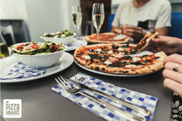 De Pizzabakkers Haarlemmerdijk Amsterdam