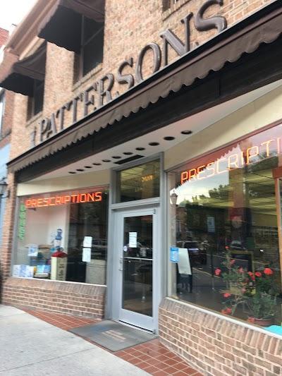 Patterson's Drug Store #1