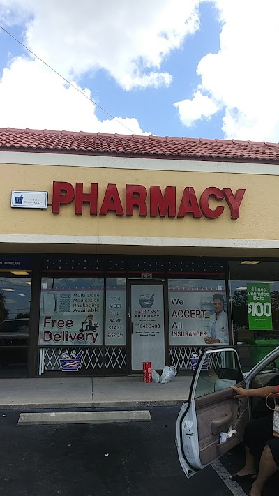 Embassy Pharmacy #1
