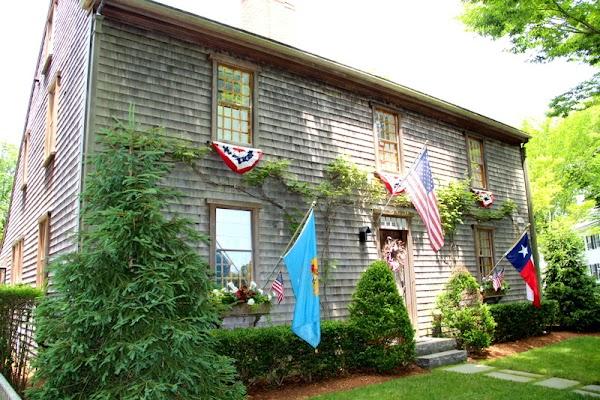 Popular tourist site Greater Light in Nantucket