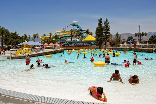 Splash Kingdom Waterpark & Big Air Trampoline Park
