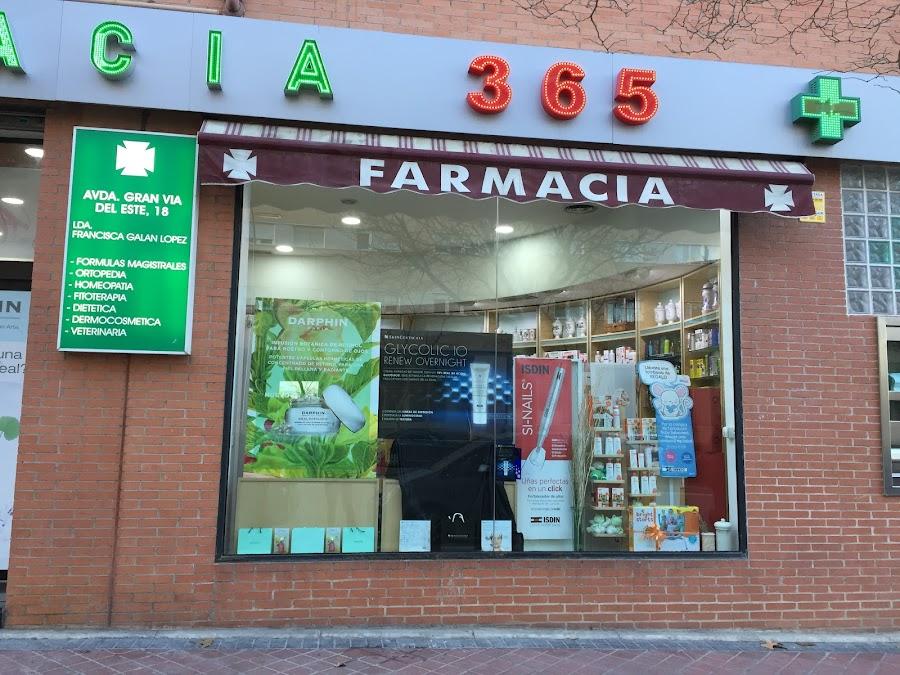 Foto farmacia Farmacia Francisca Galán López Av Gran Vía del Este