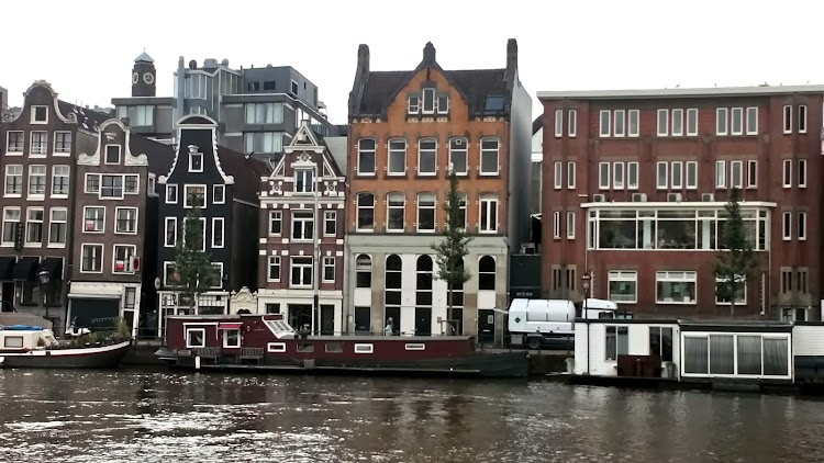 Pathe Tuschinski Theater Amsterdam
