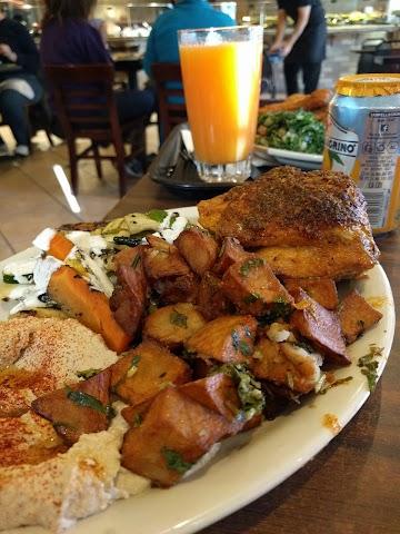 Aladdin Mediterranean Cuisine