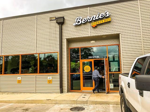 Bernie's Burger Bus - Heights