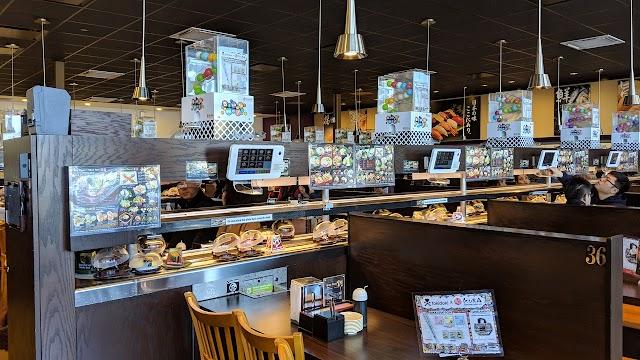 Kura Revolving Sushi Bar - CLOSED UNTIL FURTHER NOTICE