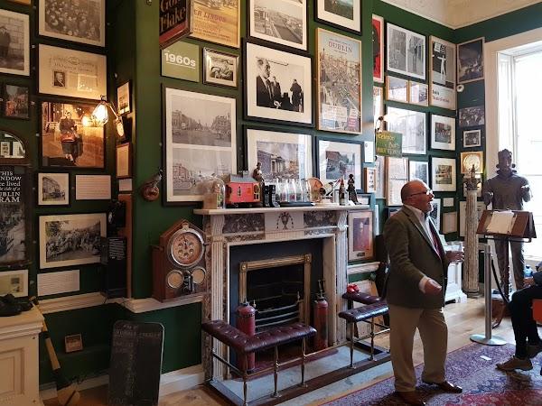 Popular tourist site The Little Museum of Dublin in Dublin