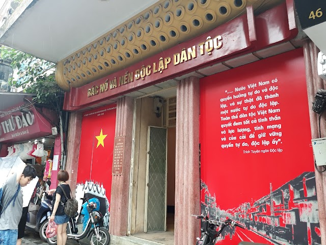 List item The Memorial House of Ho Chi Minh image