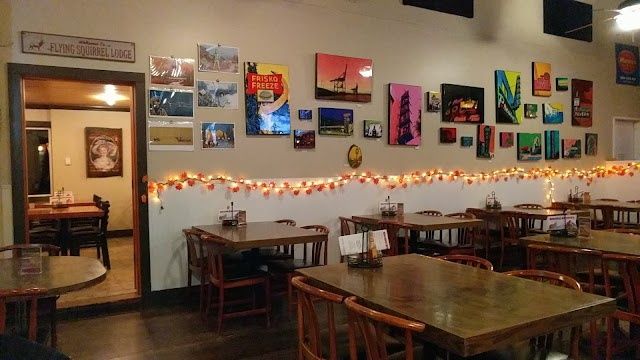 Flying Squirrel Pizza Co image