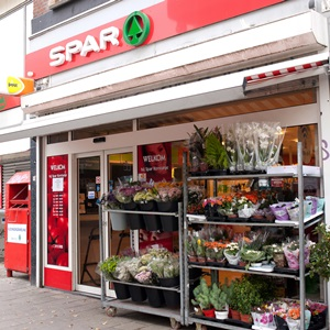 SPAR city Rapenburg Amsterdam